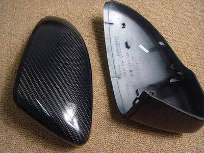 Nissan Oem Parts >> passat CC carbon fiber OEM mirror cover